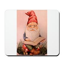 Literary Gnome Mousepad