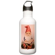Literary Gnome Water Bottle