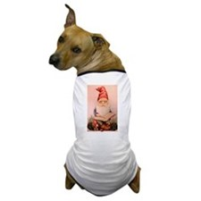 Literary Gnome Dog T-Shirt