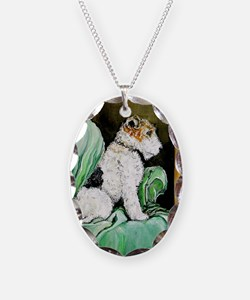 Funny Homeless shelter Necklace