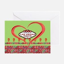 HAVE A Fabulous Las Vegas Valentine's Day Card