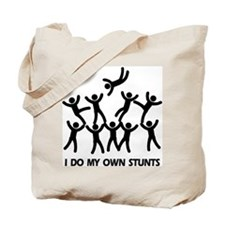 Cheer, All Star Cheerleader Stunt Tote Bag