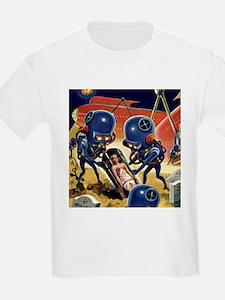 Harvesting the Dead Kids T-Shirt