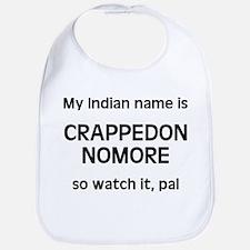 Crappedon Nomore Bib