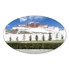 Potala Palace Decal