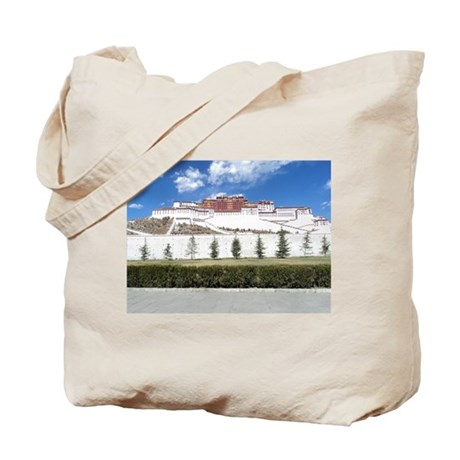 Potala Palace Tote Bag