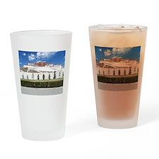 Potala Palace Drinking Glass