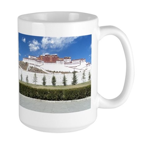 Potala Palace Large Mug