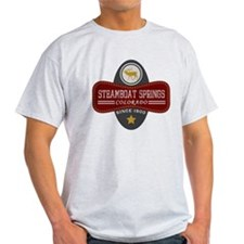 Steamboat Springs Natural Marquis T-Shirt
