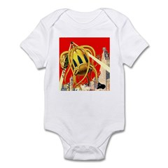 Invasion Infant Bodysuit