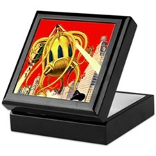 Invasion Keepsake Box
