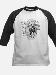 Steamboat Springs Vintage Moose Tee