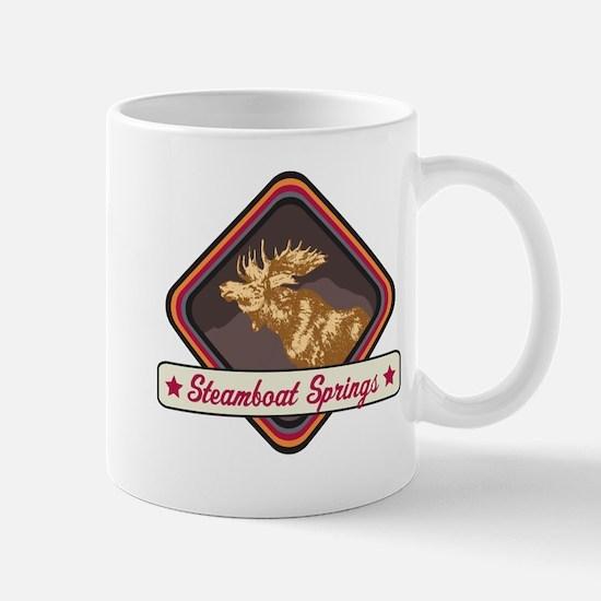Steamboat Springs Pop-Moose Patch Mug