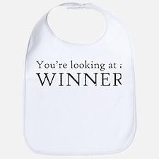 You're looking at a WINNER Bib