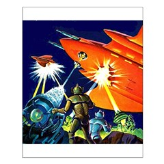 Invasion of the Micro-Men Posters