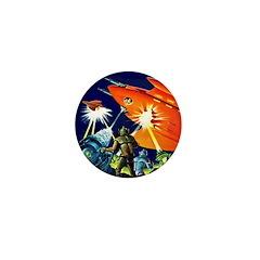 Invasion of the Micro-Men Mini Button (100 pack)