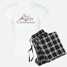 First Commuinion Pajamas