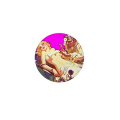 Mad Scientist Mini Button (10 pack)