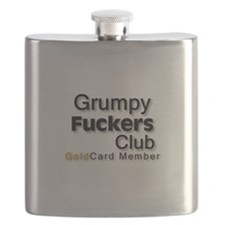 Cute Fathers day Flask