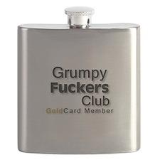 Cute Gag Flask
