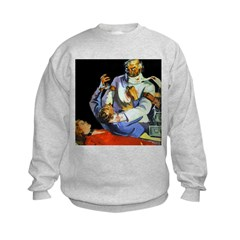 Mad Scientist 2 Sweatshirt