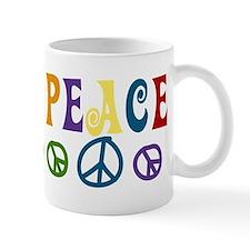 Teach Peace Mug