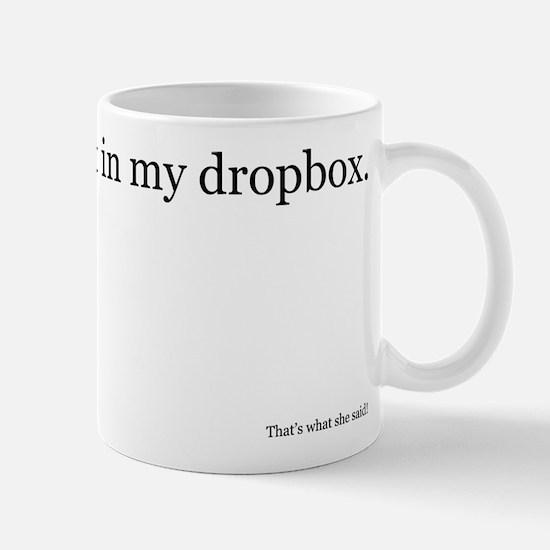 Just stick in in my dropbox. Mug