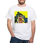 The Men From Mars White T-Shirt