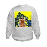 The Men From Mars Kids Sweatshirt