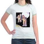 Moon Invaders Jr. Ringer T-Shirt