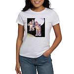 Moon Invaders Women's T-Shirt