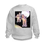 Moon Invaders Kids Sweatshirt