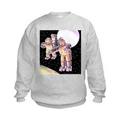 Moon Invaders Sweatshirt