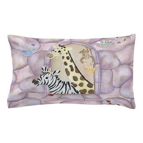 Castle - Animal Pillow Case by TotsOFun