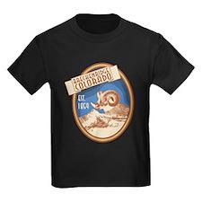 Breckenridge Bighorn Badge T