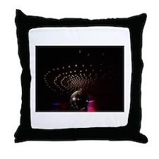 Weird Weeds Mirrorball (2006) Throw Pillow