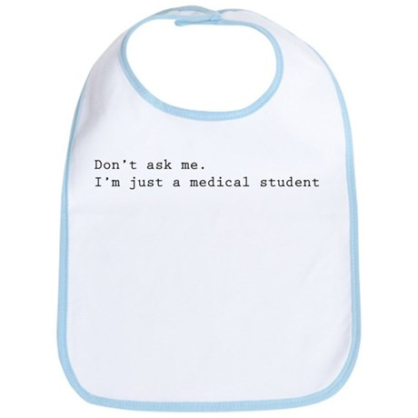 Don't ask me. I'm just a medical student. Bib
