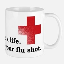 Get your flu shot Mug