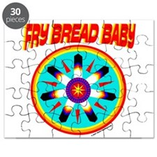 NATIVE AMERICAN BABY Puzzle