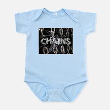 Chains Infant Bodysuit