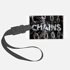 Chains Luggage Tag