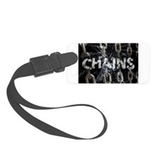 Chains Luggage Tag