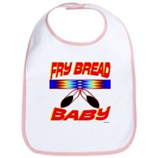 NATIVE AMERICAN BABY Bib