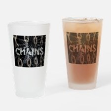 Chains Drinking Glass