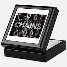 Chains Keepsake Box