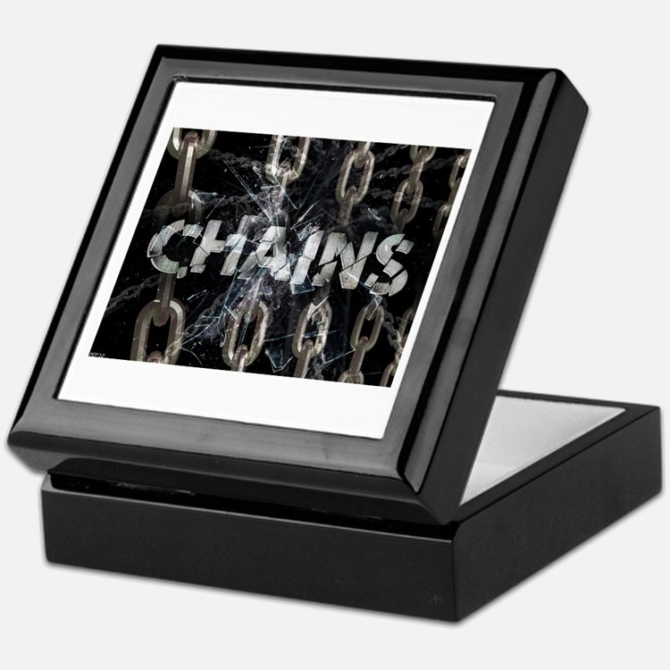 Chains Keepsake Box
