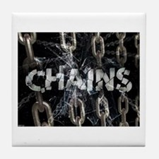 Chains Tile Coaster