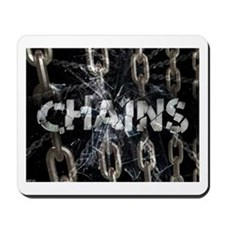 Chains Mousepad