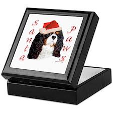 Toy Spaniel Paws Keepsake Box
