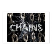 Chains Postcards (Package of 8)